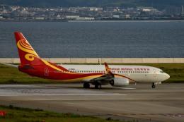 we love kixさんが、関西国際空港で撮影した海南航空 737-84Pの航空フォト(飛行機 写真・画像)