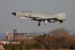 スカルショットさんが、名古屋飛行場で撮影した航空自衛隊 F-4EJ Kai Phantom IIの航空フォト(飛行機 写真・画像)