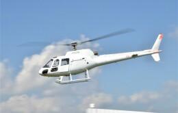 ヘリオスさんが、東京ヘリポートで撮影した日本個人所有 AS350B Ecureuilの航空フォト(飛行機 写真・画像)