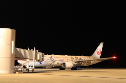 musashiさんが、徳島空港で撮影した日本航空 767-346/ERの航空フォト(飛行機 写真・画像)
