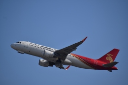 hachiさんが、関西国際空港で撮影した深圳航空 A320-214の航空フォト(飛行機 写真・画像)