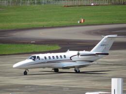 ランチパッドさんが、静岡空港で撮影したフジビジネスジェット 525A Citation CJ2の航空フォト(飛行機 写真・画像)