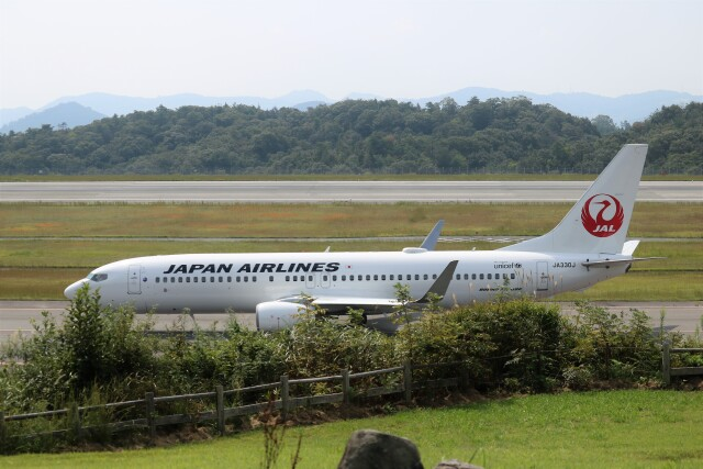 広島空港 - Hiroshima Airport [HIJ/RJOA]で撮影された広島空港 - Hiroshima Airport [HIJ/RJOA]の航空機写真(フォト・画像)