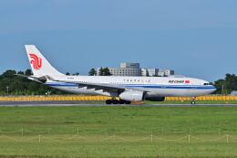 ポン太さんが、成田国際空港で撮影した中国国際航空 A330-243の航空フォト(飛行機 写真・画像)