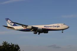 日本貨物航空 イメージ