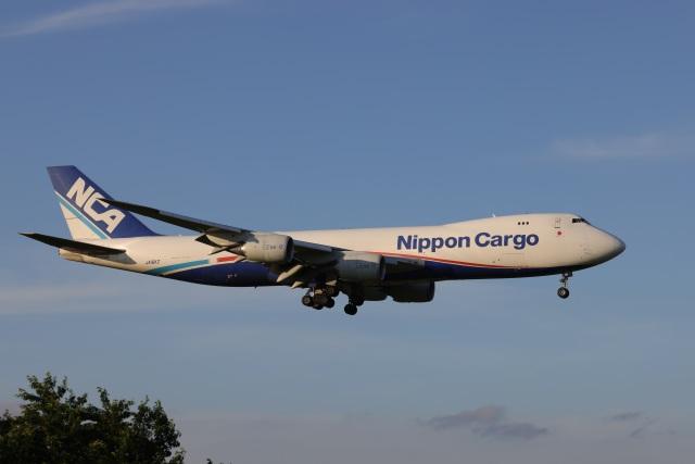 2021年06月01日に撮影された日本貨物航空の航空機写真