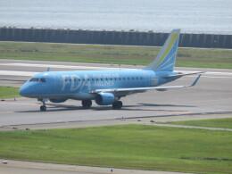 LOVE767さんが、神戸空港で撮影したフジドリームエアラインズ ERJ-170-100 (ERJ-170STD)の航空フォト(飛行機 写真・画像)