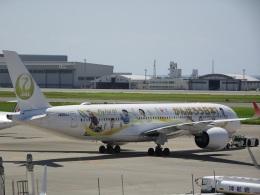 ガペ兄さんが、那覇空港で撮影した日本航空 A350-941の航空フォト(飛行機 写真・画像)