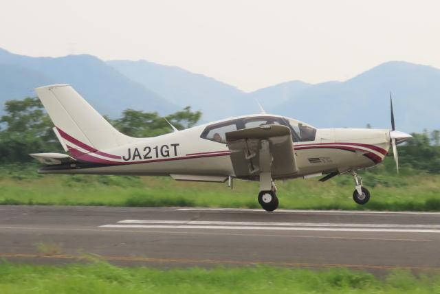 F.YUKIHIDEさんが、岡南飛行場で撮影した日本個人所有 TB-21 Trinidad TC GTの航空フォト(飛行機 写真・画像)