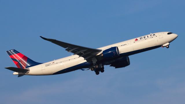 航空フォト:N406DX デルタ航空 A330-900