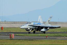 航空フォト:163702 アメリカ海兵隊 F/A-18 Hornet