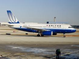 TA27さんが、オヘア国際空港で撮影したユナイテッド航空 A319-131の航空フォト(飛行機 写真・画像)