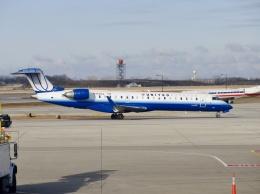 TA27さんが、オヘア国際空港で撮影したゴージェット・エアラインズ CL-600-2C10(CRJ-702)の航空フォト(飛行機 写真・画像)
