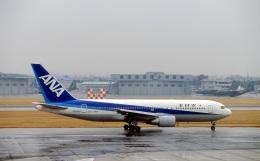 LEVEL789さんが、名古屋飛行場で撮影した全日空 767-281の航空フォト(飛行機 写真・画像)