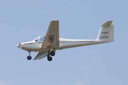 ゴンタさんが、双葉滑空場で撮影した日本個人所有 Taifun 17E IIの航空フォト(飛行機 写真・画像)