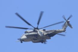 non-nonさんが、鹿屋航空基地で撮影したアメリカ海兵隊 CH-53Eの航空フォト(飛行機 写真・画像)
