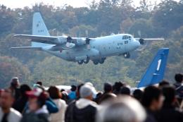 スカルショットさんが、岐阜基地で撮影した航空自衛隊 C-130H Herculesの航空フォト(飛行機 写真・画像)