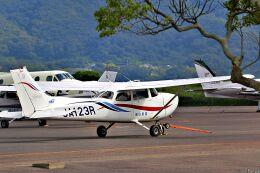 Jin Bergqiさんが、岡南飛行場で撮影した岡山航空 172R Skyhawk IIの航空フォト(飛行機 写真・画像)