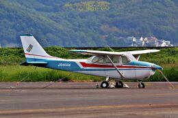 Jin Bergqiさんが、岡南飛行場で撮影した日本個人所有 172Kの航空フォト(飛行機 写真・画像)
