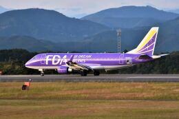 パール大山さんが、静岡空港で撮影したフジドリームエアラインズ ERJ-170-200 (ERJ-175STD)の航空フォト(飛行機 写真・画像)