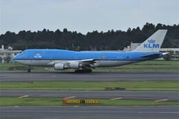 kumagorouさんが、成田国際空港で撮影したKLMオランダ航空 747-406Mの航空フォト(飛行機 写真・画像)