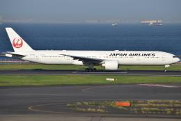 jun☆さんが、羽田空港で撮影した日本航空 777-346/ERの航空フォト(飛行機 写真・画像)