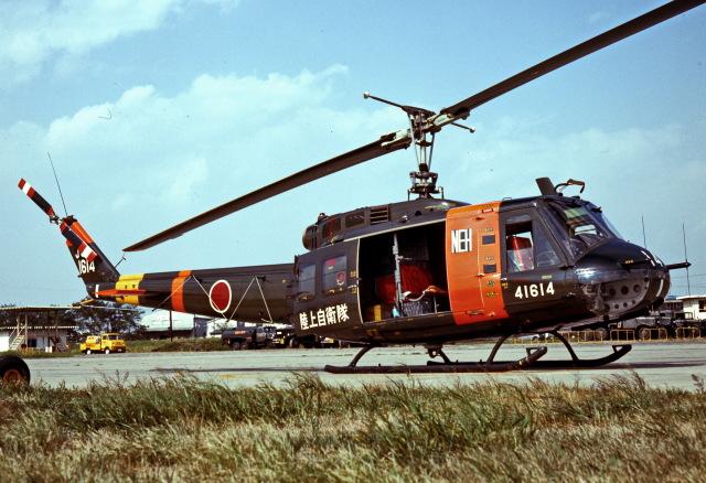 Y.Todaさんが、霞目駐屯地で撮影した陸上自衛隊 UH-1Hの航空フォト(飛行機 写真・画像)