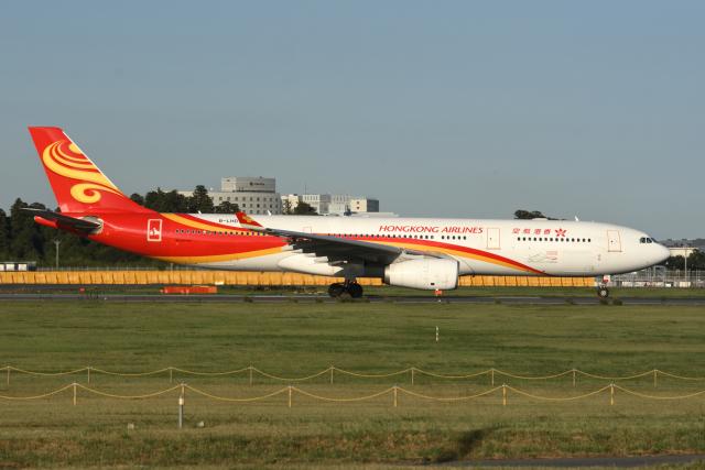 sepia2016さんが、成田国際空港で撮影した香港航空 A330-343Xの航空フォト(飛行機 写真・画像)