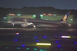 Souma2005さんが、成田国際空港で撮影したシンガポール航空 777-312/ERの航空フォト(飛行機 写真・画像)