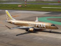 航空フォト:JA09FJ フジドリームエアラインズ E175