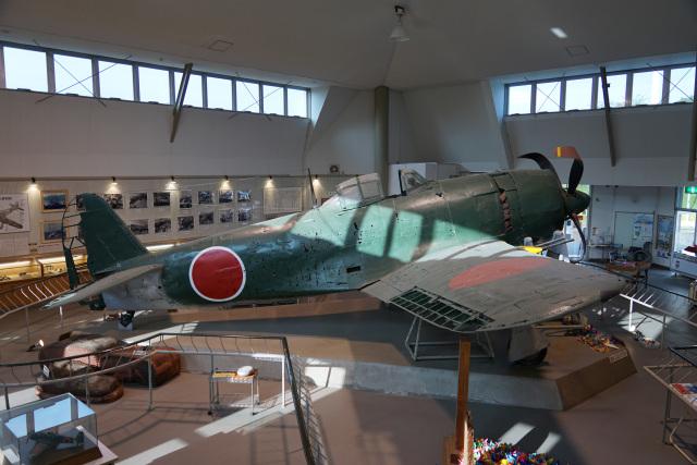 神宮寺ももさんが、紫電改展示館で撮影した日本海軍 N1Kの航空フォト(飛行機 写真・画像)