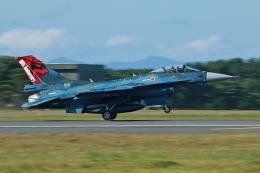 スカルショットさんが、三沢飛行場で撮影した航空自衛隊 F-2Aの航空フォト(飛行機 写真・画像)