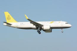 banshee02さんが、成田国際空港で撮影したロイヤルブルネイ航空 A320-251Nの航空フォト(飛行機 写真・画像)