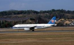 LEVEL789さんが、岡山空港で撮影した中国南方航空 A320-232の航空フォト(飛行機 写真・画像)