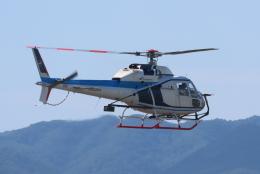 F.YUKIHIDEさんが、岡南飛行場で撮影した中日本航空 AS355F2 Ecureuil 2の航空フォト(飛行機 写真・画像)
