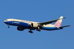 こだしさんが、成田国際空港で撮影したチャイナエアライン 777-309/ERの航空フォト(飛行機 写真・画像)