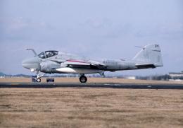 Night Owlさんが、横田基地で撮影したアメリカ海兵隊 A-6E Intruder (G-128)の航空フォト(飛行機 写真・画像)