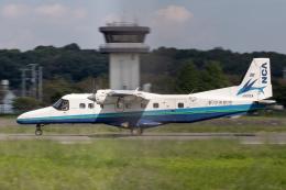Y-Kenzoさんが、調布飛行場で撮影した新中央航空 228-212の航空フォト(飛行機 写真・画像)