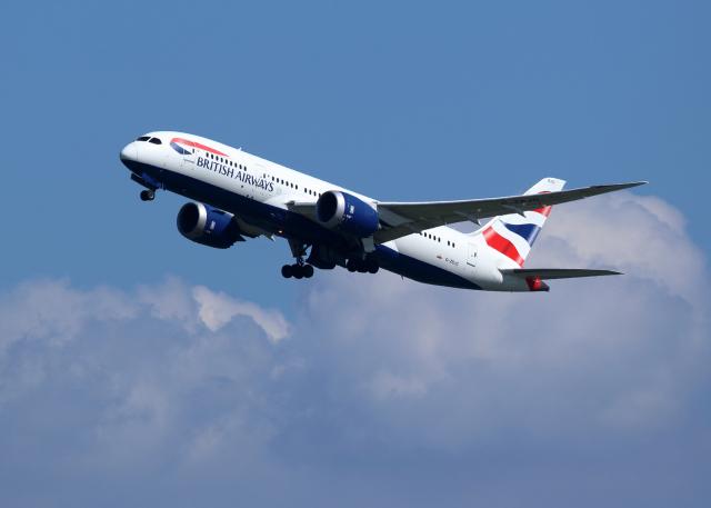 2021年09月20日に撮影されたブリティッシュ・エアウェイズの航空機写真