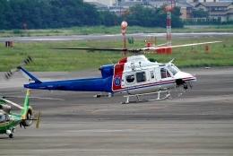 SFJ_capさんが、名古屋飛行場で撮影した愛知県防災航空隊 412EPIの航空フォト(飛行機 写真・画像)