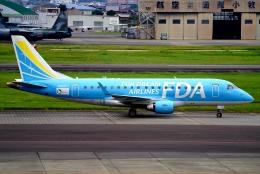 SFJ_capさんが、名古屋飛行場で撮影したフジドリームエアラインズ ERJ-170-100 (ERJ-170STD)の航空フォト(飛行機 写真・画像)