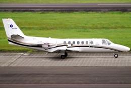 SFJ_capさんが、名古屋飛行場で撮影した中日本航空 560 Citation Vの航空フォト(飛行機 写真・画像)