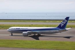 ゆうゆう@NGOさんが、中部国際空港で撮影したエアージャパン 767-381/ERの航空フォト(飛行機 写真・画像)