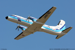 n-sakaさんが、厚木飛行場で撮影した海上保安庁 YS-11A-213の航空フォト(飛行機 写真・画像)