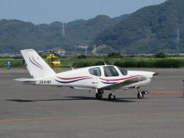 F.YUKIHIDEさんが、岡南飛行場で撮影した日本法人所有 TB-21 Trinidad TCの航空フォト(飛行機 写真・画像)