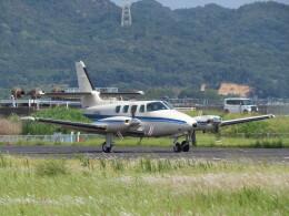 F.YUKIHIDEさんが、岡南飛行場で撮影した日本個人所有 T303 Crusaderの航空フォト(飛行機 写真・画像)