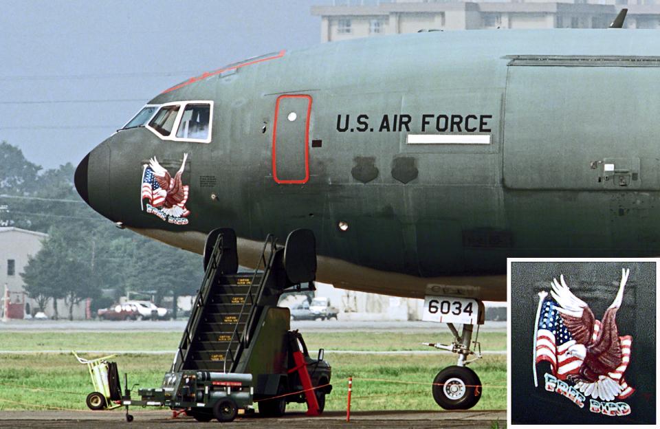 A-330さんのアメリカ空軍 McDonnell Douglas KC-10 Extender (86-0034) 航空フォト