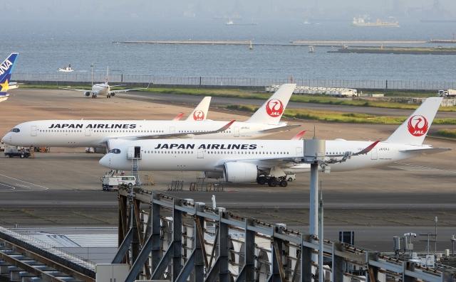 航空フォト:JA11XJ 日本航空 A350-900