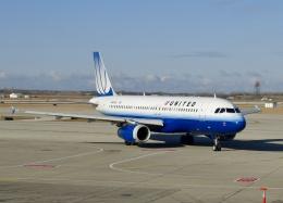 TA27さんが、オヘア国際空港で撮影したユナイテッド航空 A320-232の航空フォト(飛行機 写真・画像)