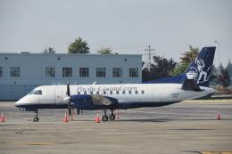 thomasYVRさんが、バンクーバー国際空港で撮影したパシフィック・コスタル・エアラインズ 340Aの航空フォト(飛行機 写真・画像)
